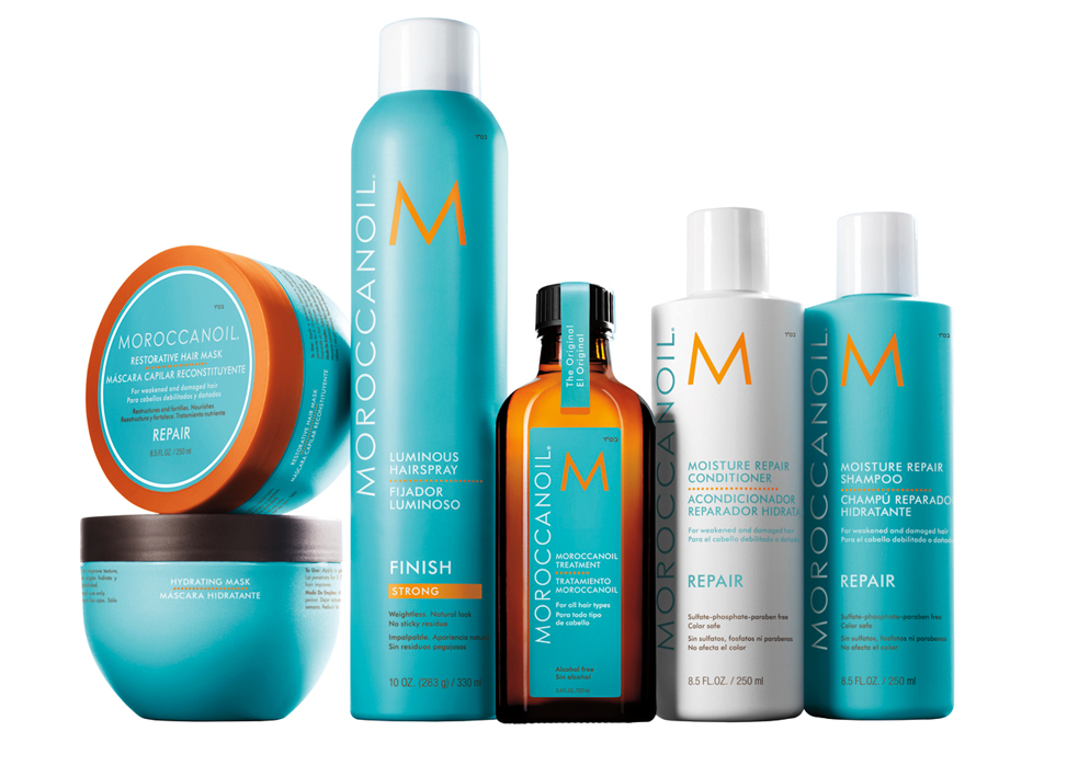 Moroccanoil Group Shot MAX