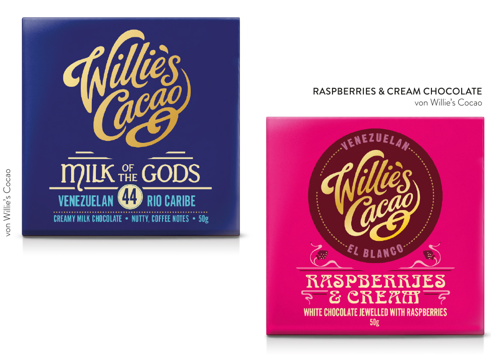 Willies Cacao MAX